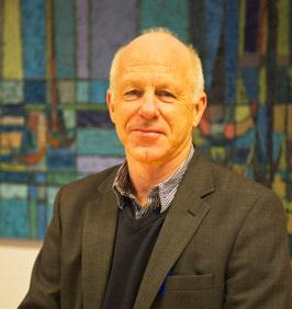 Administrerende direktør Egil Severeide i Haugesundregionens Næringsforening er glad for full støtte fra blant annet kolleger i Stavanger. (Foto HN)