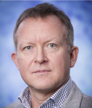 Svært gode argumenter for E134 som hovedvei mellom ost og vest, mener administrerende direktør Øyvind Solberg Thorsen i OFV. Foto Bo Mathisen / OFV