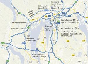 En sikker og forutsigbar broforbindelse vil være sentral i et nytt trafikksystem for Oslo-regionen – som må skaffe plass til mer enn en halv milion nye innbyggere i årene frem til 2040.
